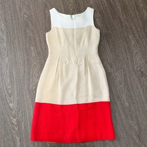 Kate Spade Colorblock Sheath Dress